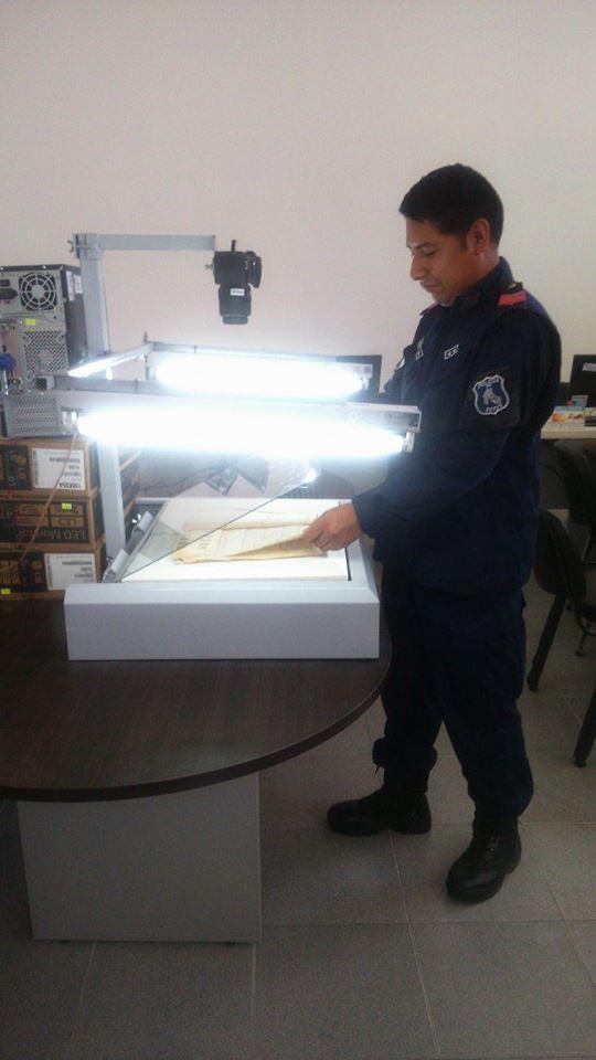 Implementan nuevo Sistema de Digitalización para la Policía de Jujuy